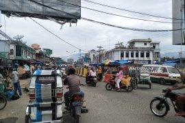 Jelang sidang MK, pedagang dan tukang becak di Madina tolak aksi berpotensi rusuh