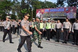Kapolresta Sidoarjo: Tidak ada kejadian kriminalitas menonjol selama Lebaran