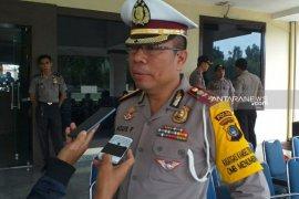 Ditlantas Polda Babel catat 13 kasus lakalantas selama Operasi Ketupat