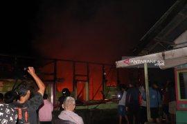 RSUD Curup nyaris ludes terbakar