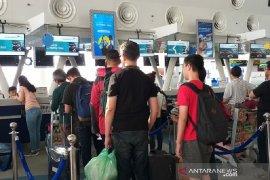 H+7 arus balik di Bandara Internasional Kualanamu 3.051 orang