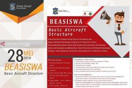 "Pemkot Surabaya siapkan 48 beasiswa ""Aircraft Structure"""