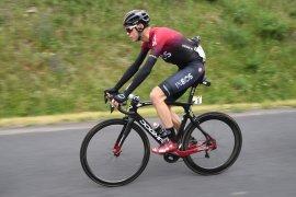 Pebalas sepeda Froome alami kecelakaan fatal