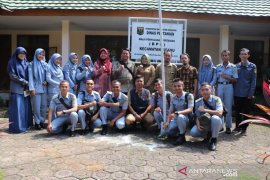 Mahasiswa Polbangtan Bogor praktik pemberdayaan masyarakat di Cidahu