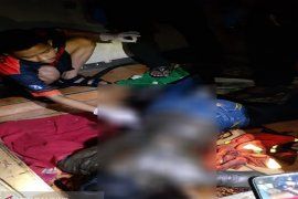 Penyebab kematian pria di kios eks terminal tunggu hasil visum