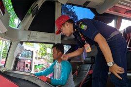 Dishub Tangerang rilis 22.895 pemudik berangkat melalui Terminal Poris
