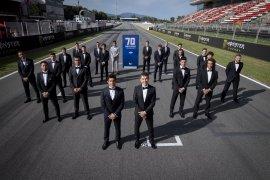 MotoGP merayakan hari jadi ke-70 balapan Grand Prix