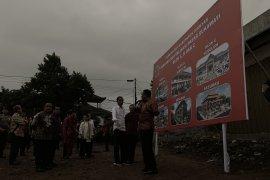 Presiden Jokowi harapkan Pasar Sukawati Bali jadi pasar rakyat modern
