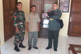 Personel Korem 152 /Babullah serahkan hewan endemik ke BKSDA