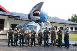 Latihan bersama Marinir Indonesia-Amerika resmi ditutup