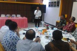 Halal bihalal momentum PT ANTAM - PT ICA introspeksi bersama stakehokder