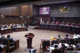 TKN hadir ke MK  berikan dukungan bagi tim kuasa hukum Jokowi