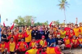 Wisata Pantai  Banten kembali menggeliat usai Lebaran
