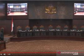 MK tayangkan langsung sidang Pemilu 2019