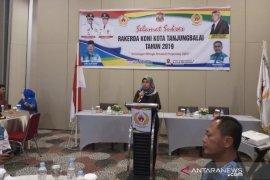 Pemkot harapkan KONI Tanjungbalai cetak atlet PON