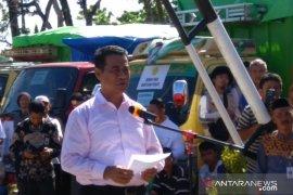 Kementan RI dan mitra salurkan bantuan pertanian senilai  Rp70 miliar
