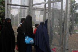 Setnov tempati rutan napi teroris di Bogor