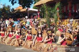 ISBI Tanah Papua meriahkan pawai PKB