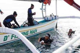38 penyelam bersihkan sampah plastik di laut Buleleng