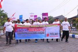Forkopimda Kabupaten Madiun ajak masyarakat tolak kerusuhan