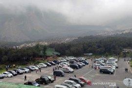 Minat kunjungan wisatawan ke TWA Gunung Papandayan meningkat