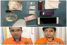 Pengedar ditangkap saat pesta narkoba