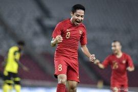 Evan Dimas mewaspadai set piece Malaysia