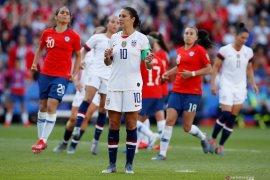 Amerika Serikat susul Swedia ke 16 besar setelah unggul 3-0 atas Chile