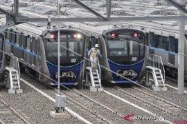 Pemadaman listrik, pengguna MRT dievakuasi dari stasiun bawah tanah
