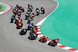 Pebalap MotoGP akan jalani tes ofisial di Barcelona pada  Senin