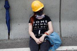 Demontrasi di Hong Kong tak berdampak terhadap TKI