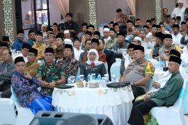Forkopimda Jatim gelar halalbihalal dengan tokoh agama