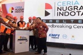 PT PP raih kontrak baru membangun pabrik peleburan