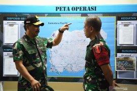 Upacara Pembukaan Latihan Armada Jaya
