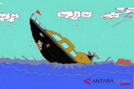Kapal angkut puluhan penumpang tenggelam di perairan Sumenep