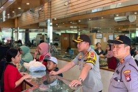 Polisi Tangerang minta toko emas pasang teralis setelah terjadi perampokan