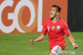Cedera Sanchez jadi dilema Chile di Copa America