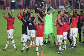 Chili panggil Brereton masuk timnas untuk kualifikasi Piala Dunia