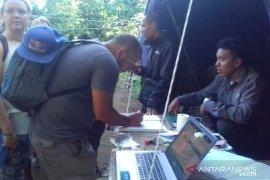 Gunung Rinjani Lombok diserbu wisatawan mancanegara