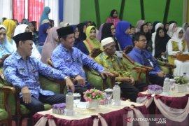 187 Calon Jamaah Haji Tapin ikuti bimbingan manasik