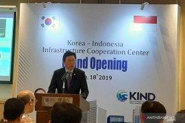 Korsel membuka kantor organisasi pembangunan infrastruktur di Indonesia