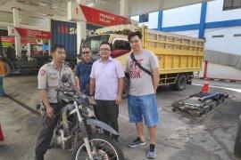Pertamina tertibkan parkir liar di SPBU Sungai Jawi