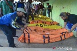 Pemkab dirikan posko informasi bagi keluarga korban kapal tenggelam