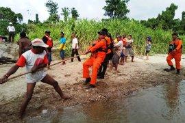 SAR Nabire lanjutkan pencarian korban tenggelam di Sungai Wami