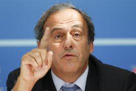 Michel Platini membantah langgar aturan