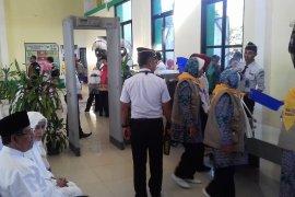 JCH Malut dapat kemudahan di embarkasi haji Makassar
