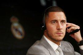 Terungkap pesan perpisahan Eden Hazard di  grup WA pemain Chelsea