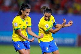 Brasil dan Australia maju ke 16 Besar Piala Dunia Putri 2019