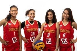 Tim Putri Indonesia telan dua kekalahan di Piala Dunia 3x3