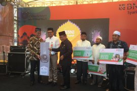 Peringati Milad Ke-9, BNI Syariah salurkan bantuan di Banda Aceh